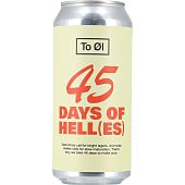 45 Days of Hell(es) Lys lager