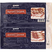 Bacon i skiver