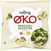 Broccolibuketter øko