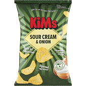 Chips m. sour cream & onion