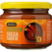 Tomatsalsa medium