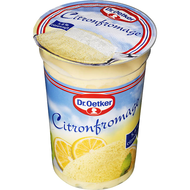 Citronfromage
