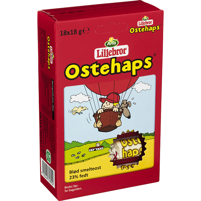Ostehaps 23% fedt